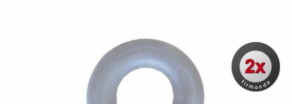 2x Schlauch S 2.50-4/2.80-4 DIN-7777 +90/90+
