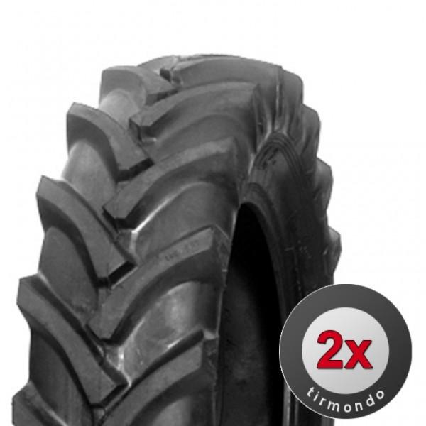 Set 2x AS-REIFEN 16.9-34 Traktor-/Schlepperreifen 12PR - hohe Traglast