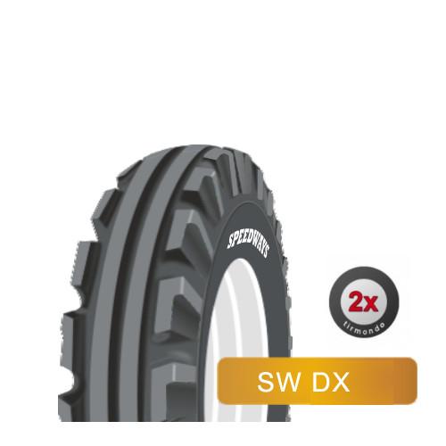 2x 5.50-16 SPEEDWAY SWDX 8PR